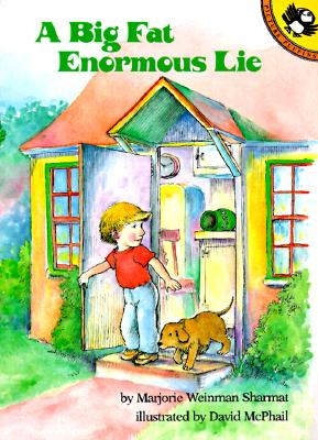 Image for A Big Fat Enormous Lie (Picture Puffin Books)