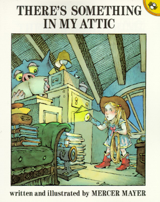 Image for There's Something in My Attic
