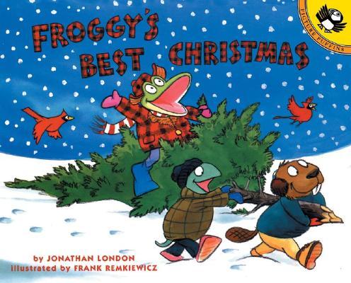 Froggy's Best Christmas, Jonathan London