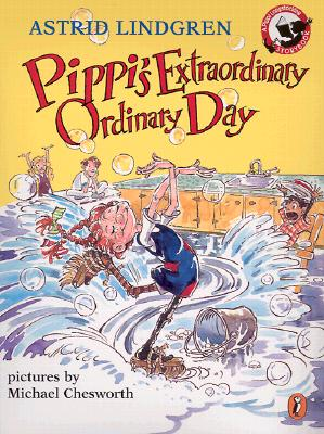 Image for Pippi's Extraordinary Ordinary Day