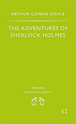 Image for Adventures of Sherlock Holmes (Penguin Popular Classics)