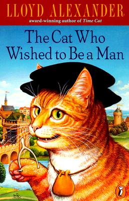 Image for The Cat Who Wished to Be a Man (Anytime Book)