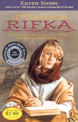 Image for LETTERS FROM RIFKA