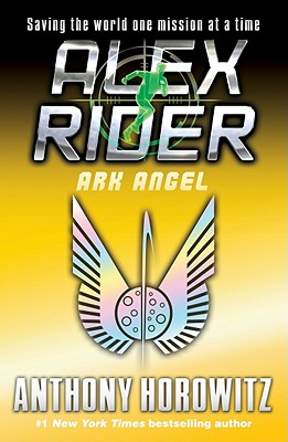 Ark Angel (Alex Rider), ANTHONY HOROWITZ