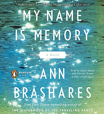 Image for My Name Is Memory [audiobook Unabridged, 9 CDs]