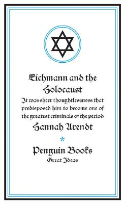 Image for EICHMANN AND THE HOLOCAUST