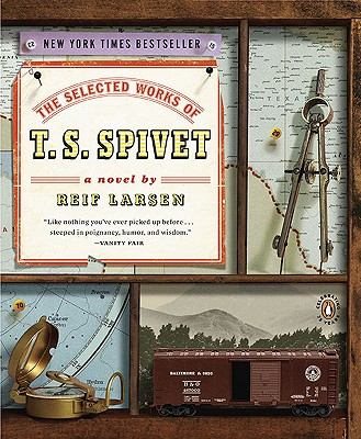 The Selected Works of T.S. Spivet, Larsen, Reif