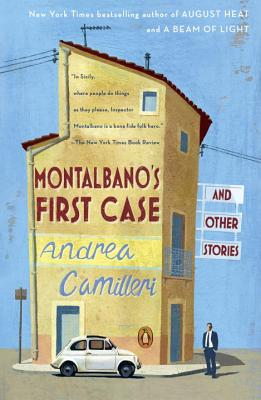 Image for Montalbano's First Case