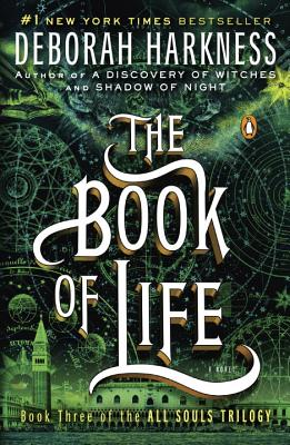 Image for THE BOOK OF LIFE  A Novel
