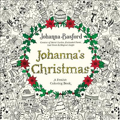 Image for Johanna's Christmas: A Festive Coloring Book for Adults