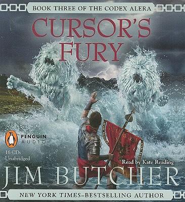 Image for Cursor's Fury (Codex Alera, Book 3)