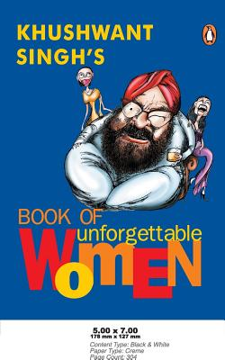 Image for Khushwant Singh's Book of Unforgettable Women