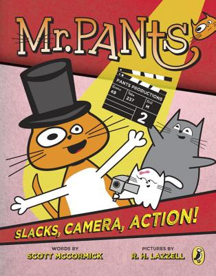 Image for Mr. Pants: Slacks, Camera, Action!