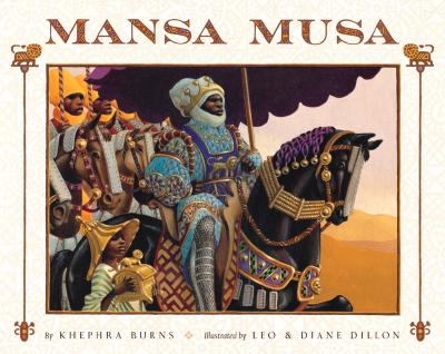 Image for Mansa Musa: The Lion of Mali
