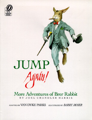 Image for Jump Again! More Adventures of Brer Rabbit