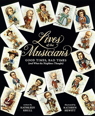 Image for LIVES OF THE MUSICIANS