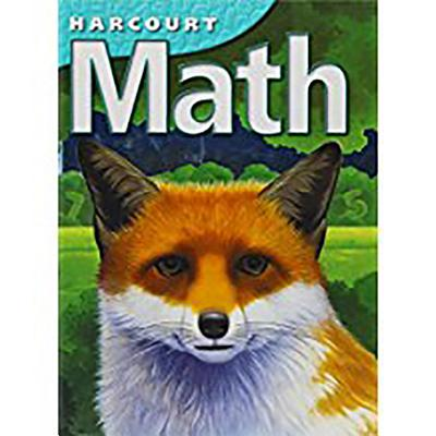Image for Harcourt School Publishers Math: Student Edition Grade 5 2002
