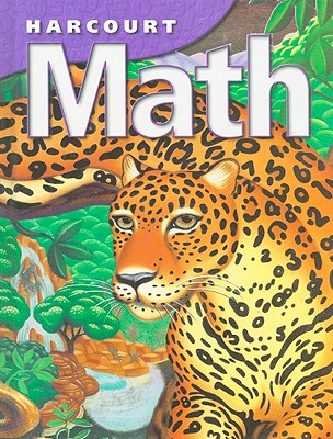 Image for Harcourt Math (Harcourt School Publishers Math)