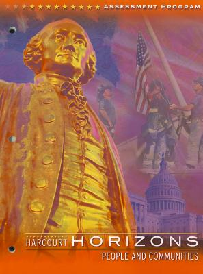 Image for Harcourt School Publishers Horizons: Asmnt Prgm Gr3 (Harcourt Horizons)