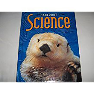 Image for Harcourt Science: Student Edition  Grade 1 2002