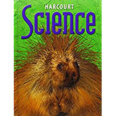 Image for Harcourt Science: Student Edition  Grade 3 2002
