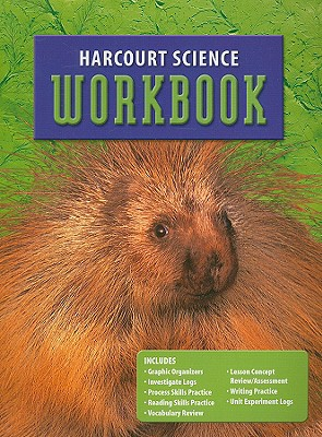 Image for Harcourt Science: Student Edition Workbook Grade 3