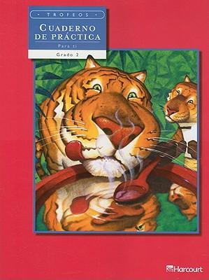 Image for Trofeos Cuaderno de Practica Para Ti, Grado 2, Volumen 1 (Spanish Edition)