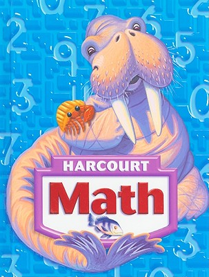 Image for Harcourt Math Level 3