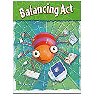 Image for Harcourt School Publishers Storytown: Intervention Interaction Reader Story Town 08 Grade 2 Balancing ACT