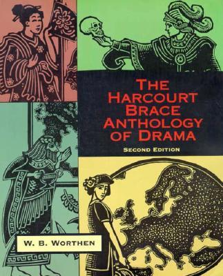 Image for Harcourt Brace Anthology of Drama