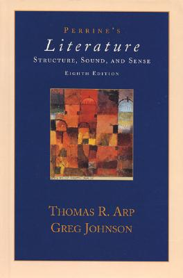 Image for Perrine's Literature: Structure, Sound and Sense (Eighth Edition)
