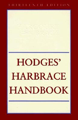Image for Hodges' Harbrace Handbook