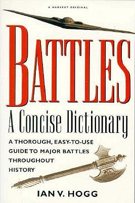 Image for Battles:: A Concise Dictionary