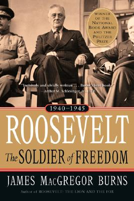 Image for Roosevelt: Soldier of Freedom 1940-1945