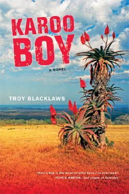 KAROO BOY, 'TROY BLACKLAWS