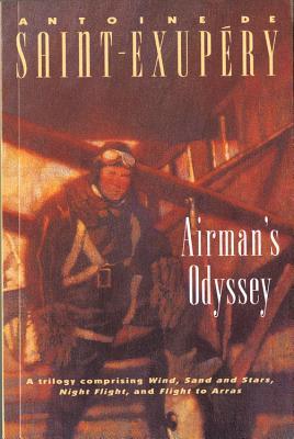 AIRMAN'S ODYSSEY, ANTOI SAINT-EXUPERY