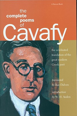 Image for The Complete Poems of Cavafy: Expanded Edition