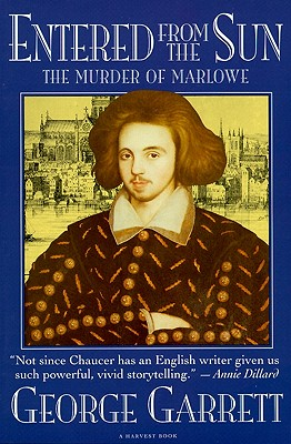 Image for Entered From The Sun: The Murder Of Marlowe