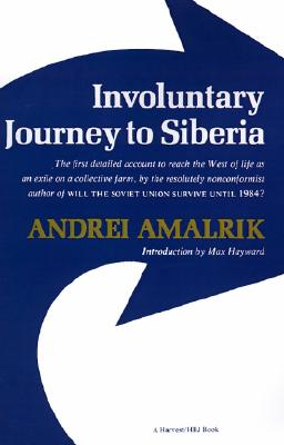 Image for INVOLUNTARY JOURNEY TO SIBERIA