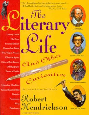 Image for The Literary Life and Other Curiosities (A Harvest Book)