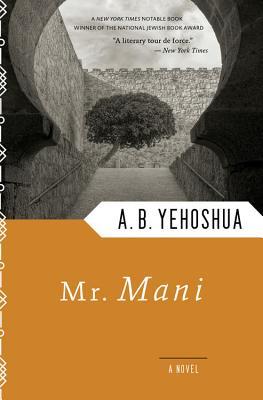 MR. MANI, YEHOSHUA, A.B.