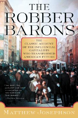 "The Robber Barons, ""Josephson, Matthew"""