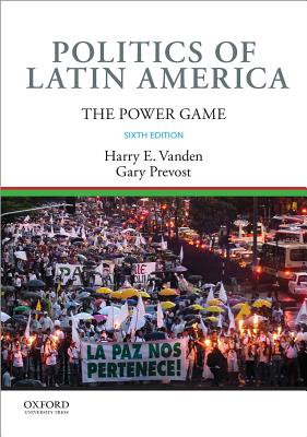 Image for Politics of Latin America: The Power Game