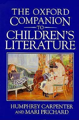 Image for The Oxford Companion to Children's Literature