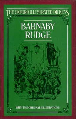 Image for BARNABY RUDGE OXFORD ILLUSTRATED