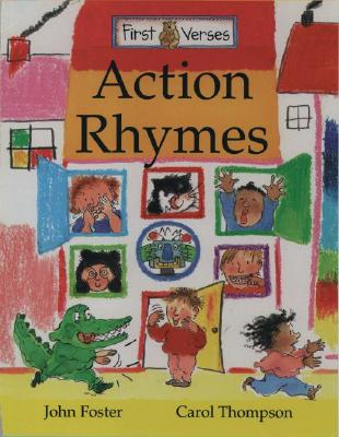 Image for First Verses - Action Rhymes