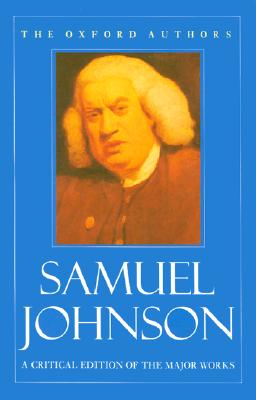 Image for Samuel Johnson (The Oxford Authors)
