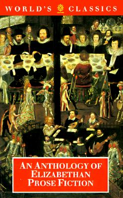 Image for An Anthology Of Elizabethan Prose Fiction