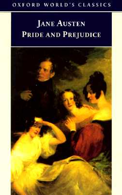 Pride and Prejudice (Oxford World's Classics), Austen, Jane