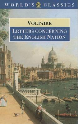 Image for Letters Concerning the English Nation (Oxford World's Classics)